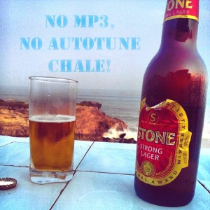 no mp3 no autotune chale