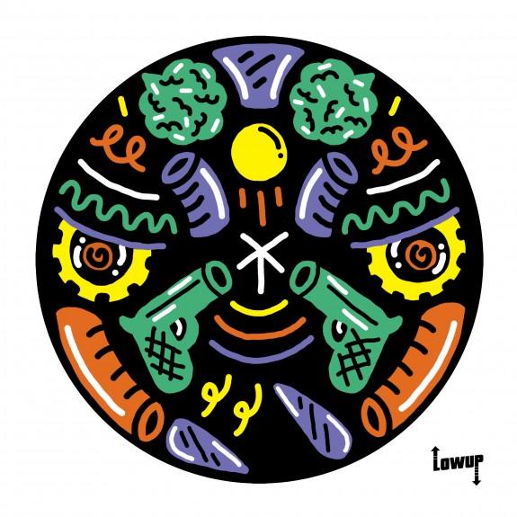(LWP008) Morcee – Pinball EP
