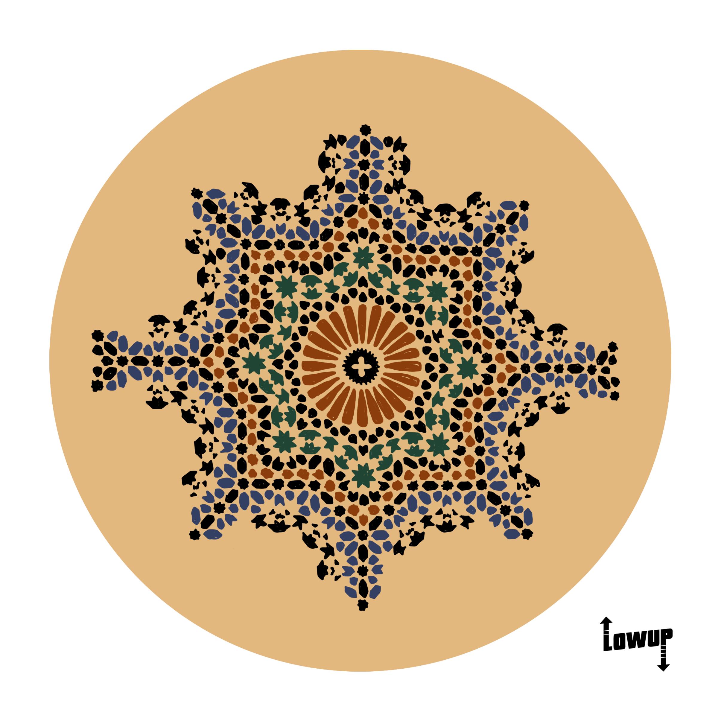 (LWP011) Gan Gah – Souktronics EP